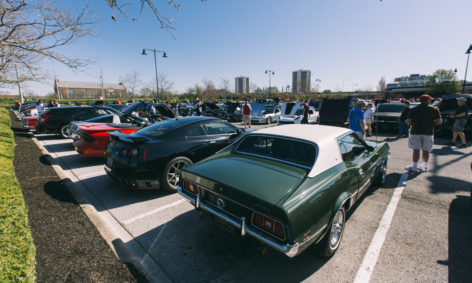 Columbus Cars and Coffee